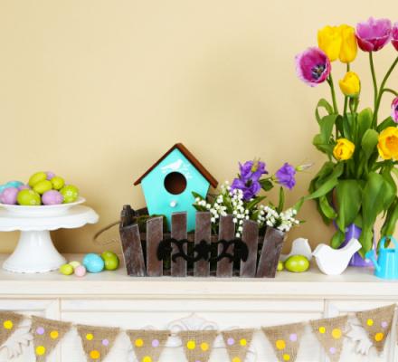 Idées de déco pour le printemps